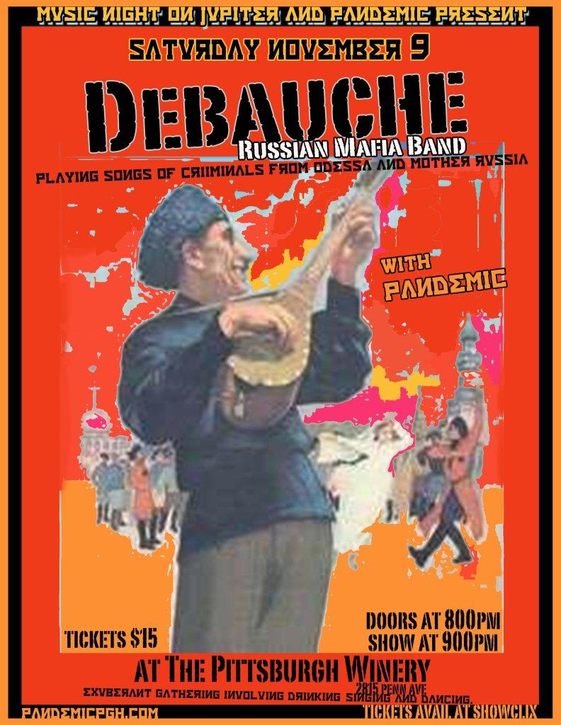 DEBAUCHE