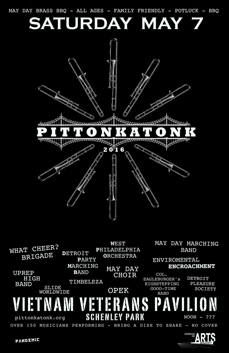 PITTONKATONK16POSTER